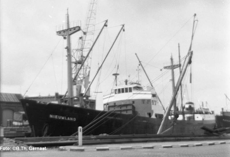 nieuwland 1951 harlingen haven.jpg