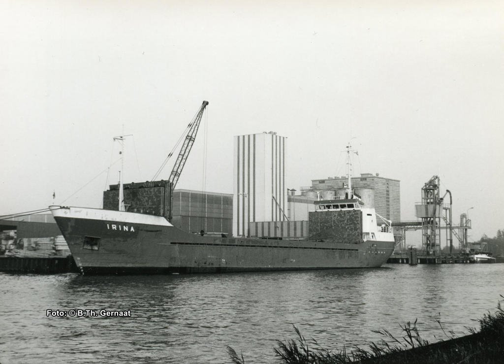 irina 1974 sept. 1976 in delfzijl.jpg