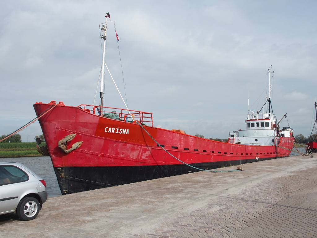 carisma 1955 ex vest in harlingen.JPG